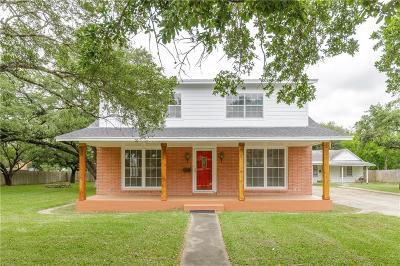 Sinton Single Family Home For Sale: 909 E Sinton St
