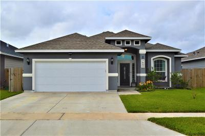 Corpus Christi TX Single Family Home For Sale: $214,900
