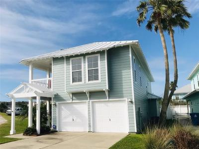 Port Aransas Single Family Home For Sale: 628 Banyan Beach Dr