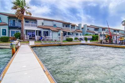 Port Aransas Condo/Townhouse For Sale: 317 Piper Blvd #203