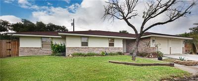 Ingleside Single Family Home For Sale: 2836 Honeysuckle