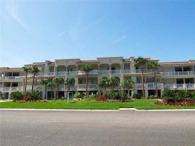 Port Aransas Condo/Townhouse For Sale: 224 W Cotter Ave #202