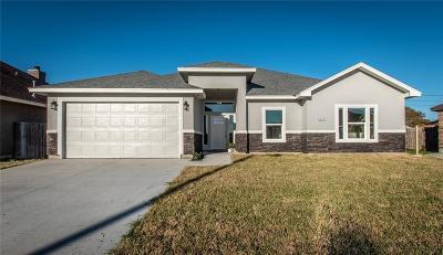 Corpus Christi Single Family Home For Sale: 1206 Nunavut Dr
