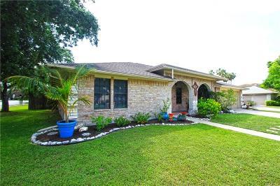 Corpus Christi Single Family Home For Sale: 4201 Petronila Creek Ct