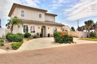 Port Aransas Single Family Home For Sale: 106 La Joya