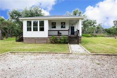 Rockport Single Family Home For Sale: 124 Palm St