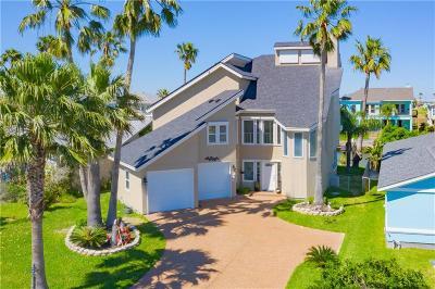 Rockport Single Family Home For Sale: 222 Lands End St