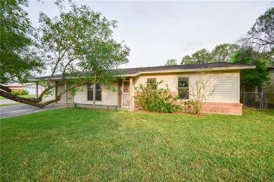 Kingsville Single Family Home For Sale: 1919 Oklahoma St