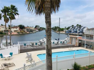 Condo/Townhouse For Sale: 14300 S Padre Island Dr