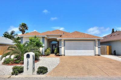 Corpus Christi Single Family Home For Sale: 15017 Tesoro Dr