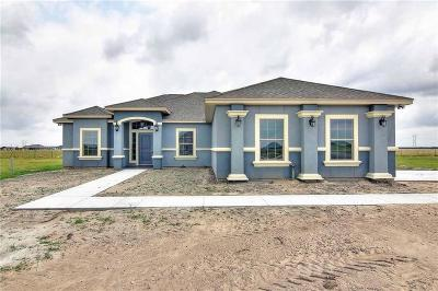 Robstown Single Family Home For Sale: 4615 Banquete