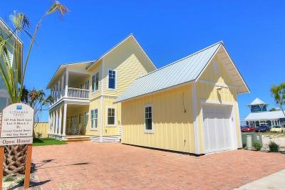 Port Aransas Single Family Home For Sale: 127 Fish Hook Lane