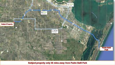Robstown Residential Lots & Land For Sale: County Road 28