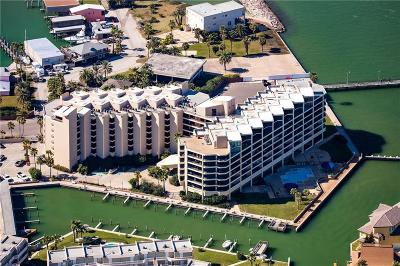 Port Aransas Condo/Townhouse For Sale: 1000 N Station St #116
