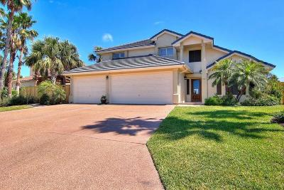 Port Aransas Single Family Home For Sale: 520 Margo Lane
