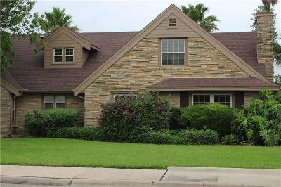 Corpus Christi Single Family Home For Sale: 4899 Ocean Dr