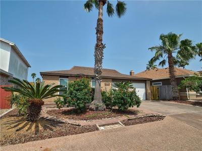 Corpus Christi Single Family Home For Sale: 15358 Yardarm Ct