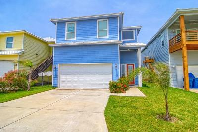 Port Aransas TX Single Family Home For Sale: $470,000