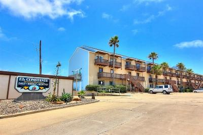 Corpus Christi Condo/Townhouse For Sale: 14802 Windward Dr #122
