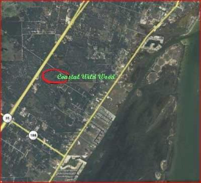 Rockport Residential Lots & Land For Sale: 261 Coastal Wildwood Dr