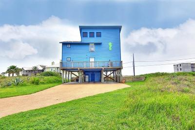 Port Aransas Single Family Home For Sale: 730 Sea Breeze Lane