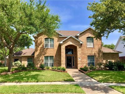Corpus Christi Single Family Home For Sale: 6256 Lemans Dr