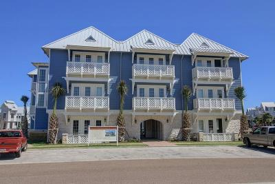 Port Aransas Condo/Townhouse For Sale: 190 Social Circ #10-204