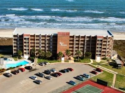 Port Aransas Condo/Townhouse For Sale: 6021 St Hwy 361 #302