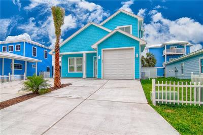 Port Aransas Single Family Home For Sale: 122 Royal Sands