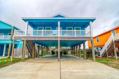Port Aransas Single Family Home For Sale: 426 Sea Shell Dr