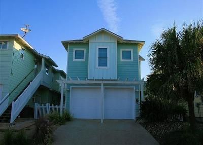 Port Aransas Single Family Home For Sale: 2525 S Eleventh St #17