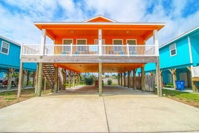 Port Aransas Single Family Home For Sale: 416 Sea Shell Dr