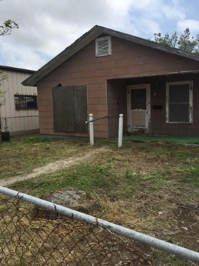 Aransas Pass Residential Lots & Land For Sale: 221 S Houston St