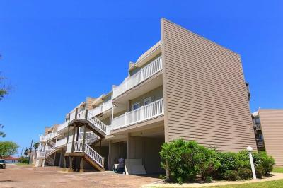 Port Aransas Condo/Townhouse For Sale: 900 N Station St #A7/8