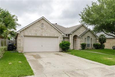Corpus Christi Single Family Home For Sale: 5217 High Bank Dr