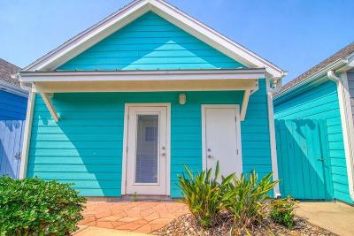 Port Aransas Condo/Townhouse For Sale: 2212 State Hwy 361 #115