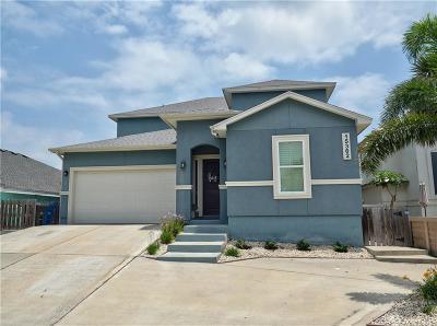 Corpus Christi Single Family Home For Sale: 15362 Sabre Dr