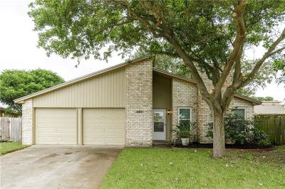 Single Family Home For Sale: 822 Saint Dominic Ct