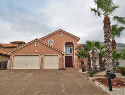 Corpus Christi Single Family Home For Sale: 15226 Cane Harbor Blvd