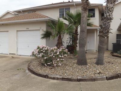 Corpus Christi Condo/Townhouse For Sale: 15410 Fortuna Bay #3004