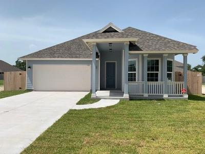 Rockport Single Family Home For Sale: 152 Shadow Moss