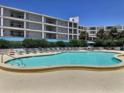 Port Aransas Condo/Townhouse For Sale: 5973 Hwy 361 - Park Road 53 200