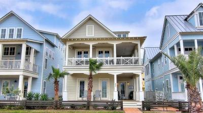 Port Aransas Single Family Home For Sale: 230 Grand Blvd