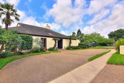 Corpus Christi Single Family Home For Sale: 5305 Sugar Creek Dr