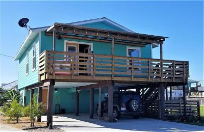 Port Aransas Single Family Home For Sale: 1030 S Tenth St