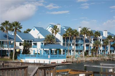 Corpus Christi Condo/Townhouse For Sale: 14434 E Cabana St #318