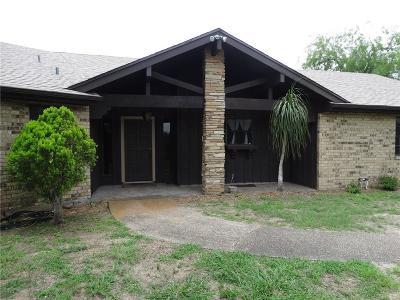 Kingsville Single Family Home For Sale: 1313 E Fm 1717
