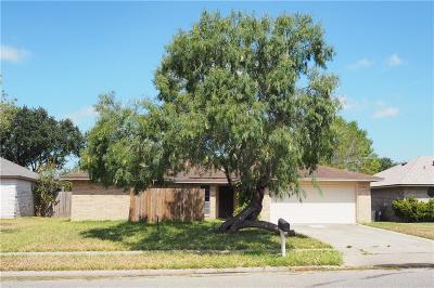 Corpus Christi Single Family Home For Sale: 4029 Pernitas Creek Dr