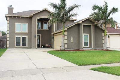 Corpus Christi Single Family Home For Sale: 4226 Lake Geneva Dr