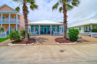 Port Aransas Single Family Home For Sale: 146 Royal Sands